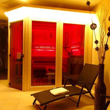 Sauna im Hotel Weserschiffchen