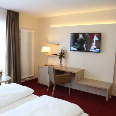 Doppelzimmer Comfort / Familienzimmer Comfort Weserschiffchen