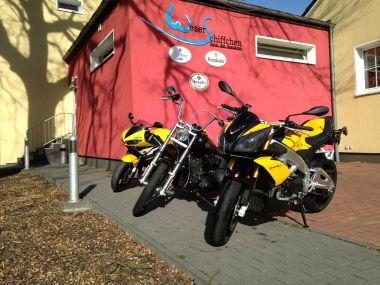 Hotel für Motorradfahrer im Weserbergland