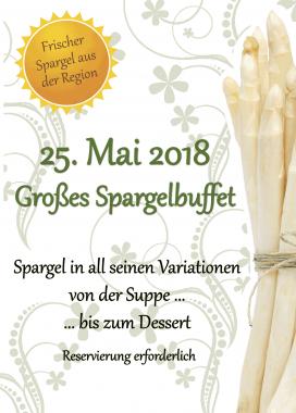 Spargel Flyer