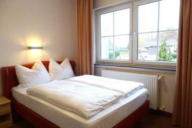 Doppelzimmer Classic mit 140 cm Bett