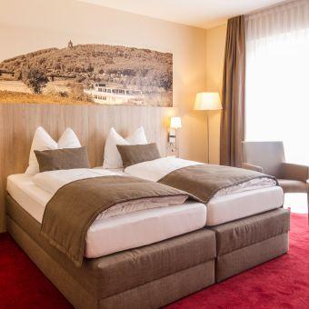 Doppelzimmer Comfort Weserschiffchen